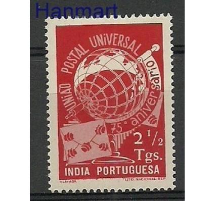 Znaczek Indie Portugalskie 1949 Mi 453 Czyste **