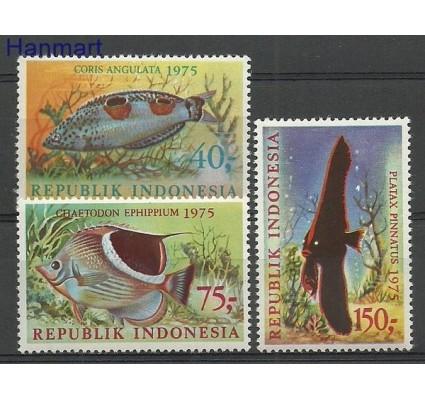 Znaczek Indonezja 1975 Mi 827-829 Czyste **