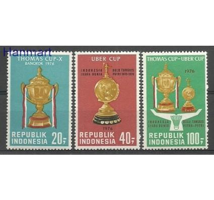 Znaczek Indonezja 1976 Mi 830-832 Czyste **