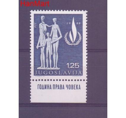 Znaczek Jugosławia 1968 Mi 1316 Czyste **