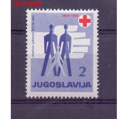 Znaczek Jugosławia 1959 Mi zwa 22 Czyste **