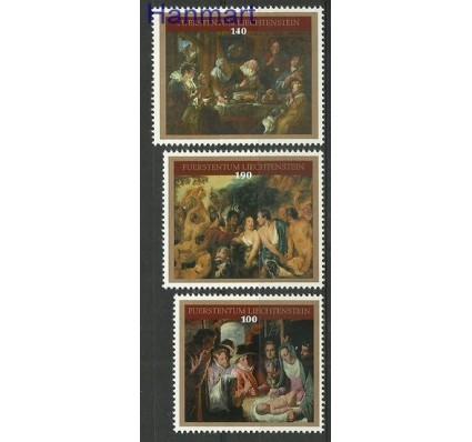 Znaczek Liechtenstein 2015 Mi 1782-1784 Czyste **
