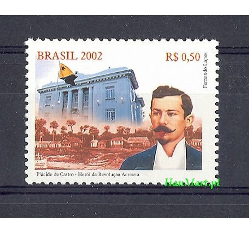 Brazylia 2002 Mi 3266 Czyste **