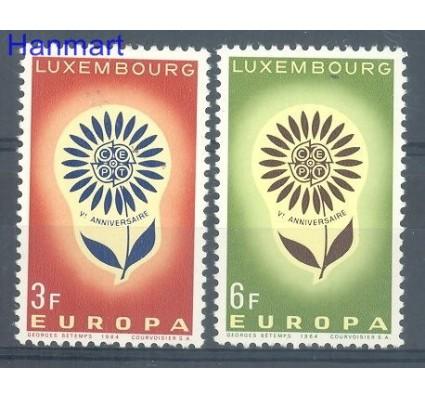 Znaczek Luksemburg 1964 Mi 697-698 Czyste **