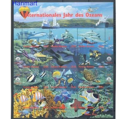 Znaczek Narody Zjednoczone Wiedeń 1998 Mi 252-263 Czyste **