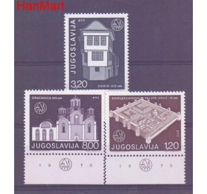 Znaczek Jugosławia 1975 Mi 1627-1629 Czyste **
