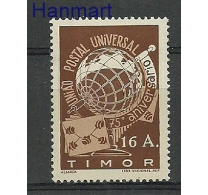Znaczek Timor Wschodni 1949 Mi 278 Czyste **