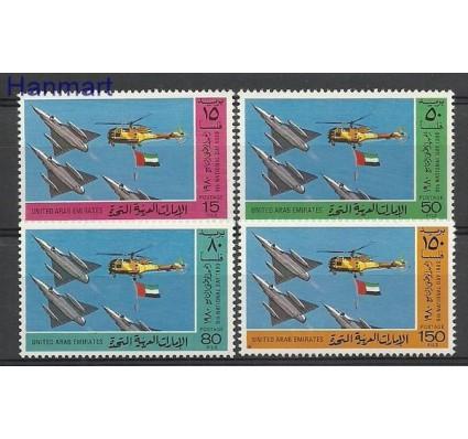 Znaczek Zjednoczone Emiraty Arabskie 1980 Mi 103-106 Czyste **