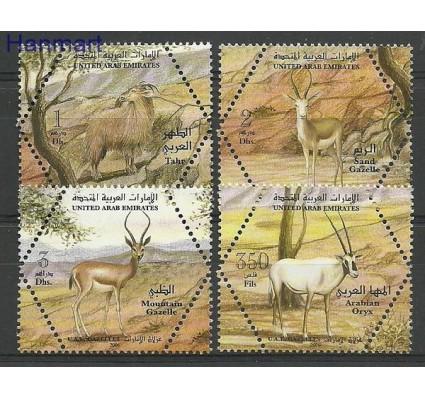 Znaczek Zjednoczone Emiraty Arabskie 2006 Mi 845-848 Czyste **