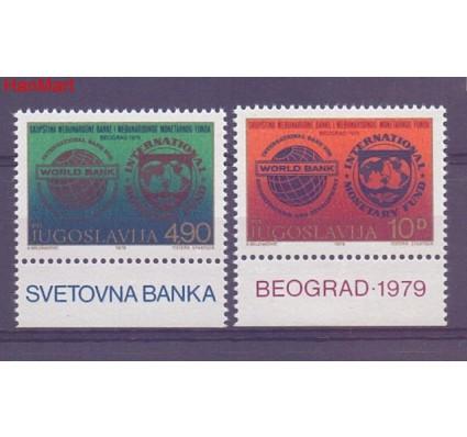 Znaczek Jugosławia 1979 Mi 1802-1803 Czyste **