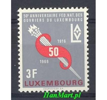 Znaczek Luksemburg 1966 Mi 723 Czyste **