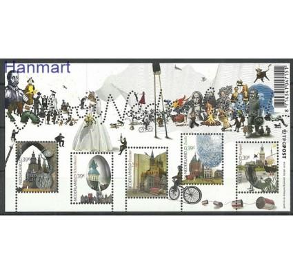 Znaczek Holandia 2006 Mi bl 99 Czyste **