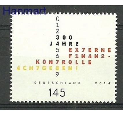 Znaczek Niemcy 2014 Mi 3106 Czyste **