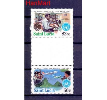 Znaczek Saint Lucia  Mi 272 Czyste **