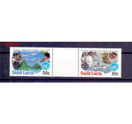 Znaczek Saint Lucia  Mi 273 Czyste **