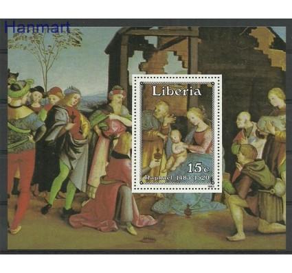 Znaczek Liberia 1983 Mi 1282 Czyste **