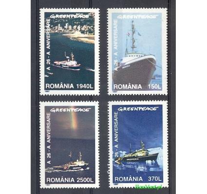 Znaczek Rumunia 1997 Mi 5234-5237 Czyste **