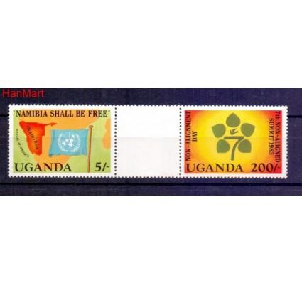 Znaczek Uganda  Mi 374 Czyste **