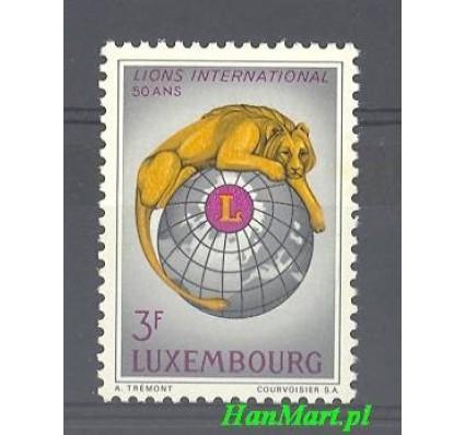 Znaczek Luksemburg 1967 Mi 750 Czyste **