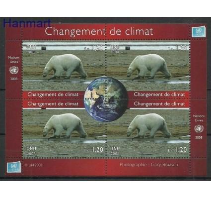 Znaczek Narody Zjednoczone Genewa 2008 Mi bl 24 Czyste **