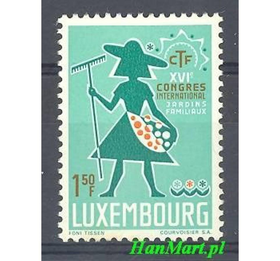 Luksemburg 1967 Mi 756 Czyste **