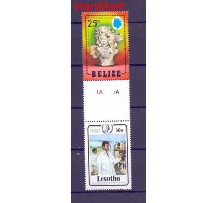 Znaczek Lesotho  Mi 406 Czyste **