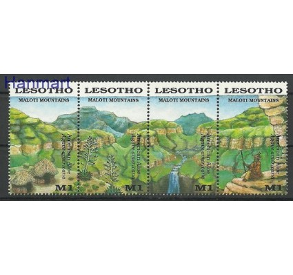 Znaczek Lesotho 1989 Mi 782-785 Czyste **