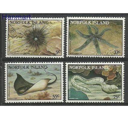 Znaczek Norfolk 1986 Mi 377-380 Czyste **