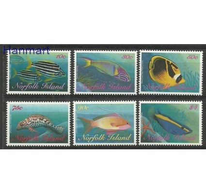 Znaczek Norfolk 1998 Mi 659-664 Czyste **