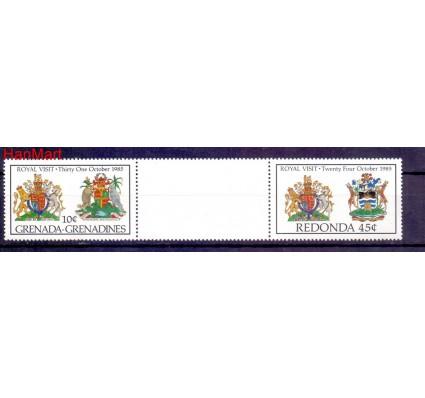 Znaczek Grenada i Grenadyny  Mi 556 Czyste **