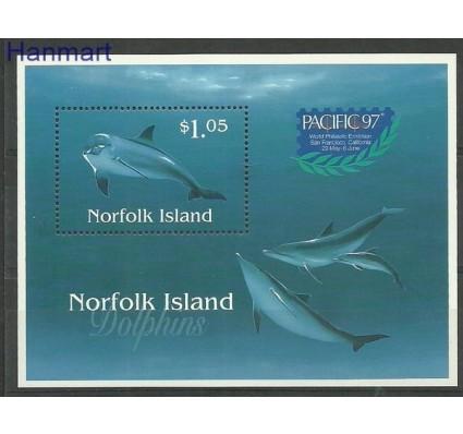 Znaczek Norfolk 1997 Czyste **