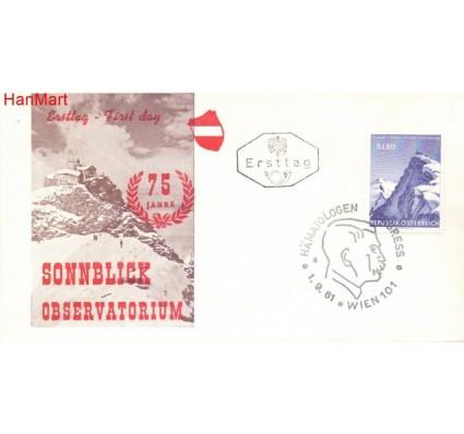 Znaczek Austria 1961 Mi 1091 FDC