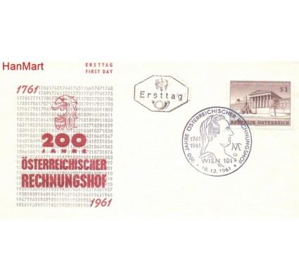 Znaczek Austria 1961 Mi 1101 FDC