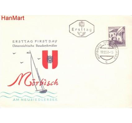 Znaczek Austria 1961 Mi 1102 FDC