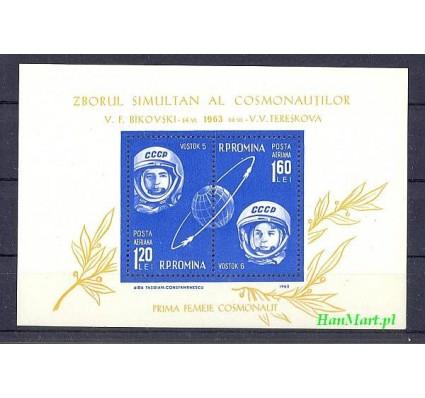 Rumunia 1963 Mi bl 54 Czyste **