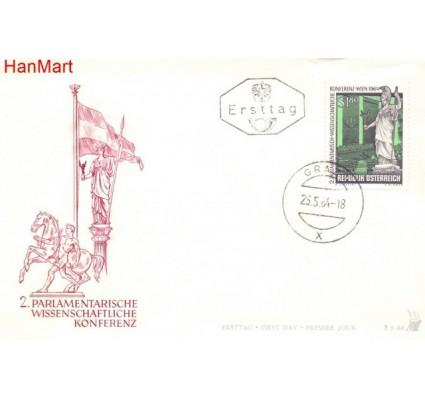 Znaczek Austria 1964 Mi 1152 FDC