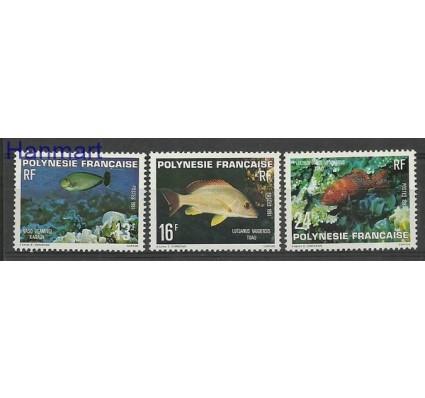 Znaczek Polinezja Francuska 1981 Mi 322-324 Czyste **