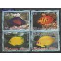 Polinezja Francuska 2005 Mi 944-947 Czyste **