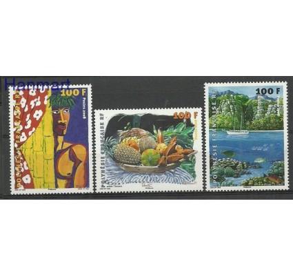 Znaczek Polinezja Francuska 2008 Mi 1031-1033 Czyste **