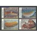 Papua Nowa Gwinea 2010 Mi 1504-1507 Czyste **