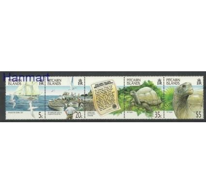 Znaczek Pitcairn 2000 Mi 548-551 Czyste **