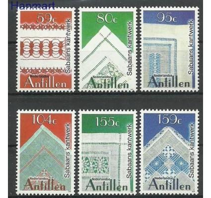 Znaczek Antyle Holenderskie 2007 Mi 1547-1552 Czyste **