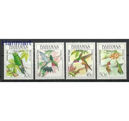 Znaczek Bahamy 1989 Mi 695-698 Czyste **
