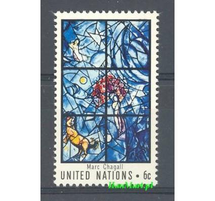 Znaczek Narody Zjednoczone Nowy Jork 1967 Mi 189 Czyste **