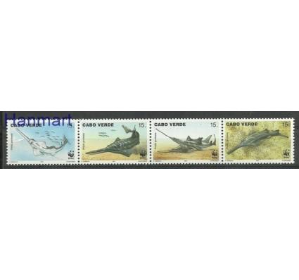 Znaczek Wyspy Zielonego Przylądka 1997 Mi 727-730 Czyste **