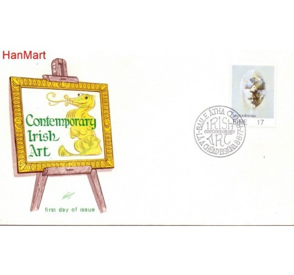 Znaczek Irlandia 1977 FDC