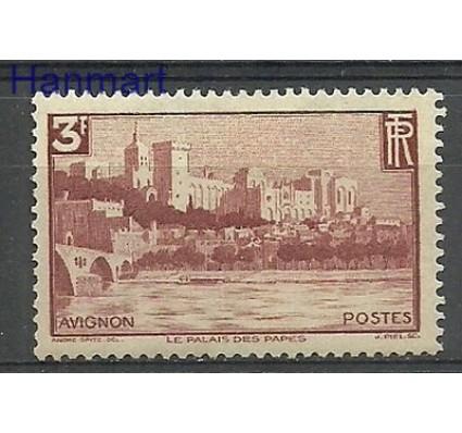 Znaczek Francja 1938 Mi 412 Z podlepką *