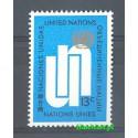 Narody Zjednoczone Nowy Jork 1969 Mi 212 Czyste **