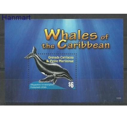 Znaczek Grenada / Carriacou i Petite Martinique 2010 Mi bl 641 Czyste **