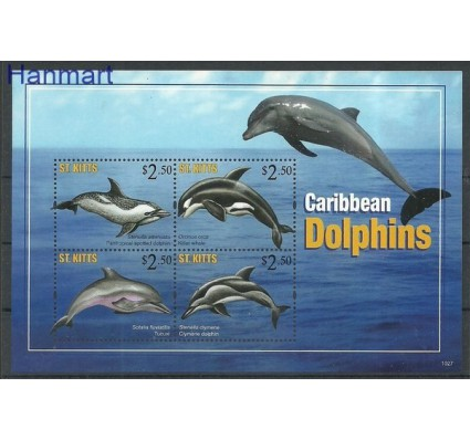 Znaczek Saint Kitts 2011 Mi 1178-1181 Czyste **